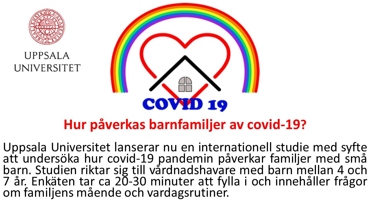 Psykologiska Effekter Av Covid 19 Institutionen For Psykologi Uppsala Universitet